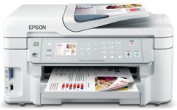 Gambar Printer Epson WorkForce WF-3521