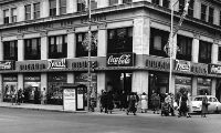 first successful sit-in in US | Wichita, KS NAACP youth sit-in begun in July 1958 at Dockum Drug Store led to that chain desegregating first all their stores in KS later in US