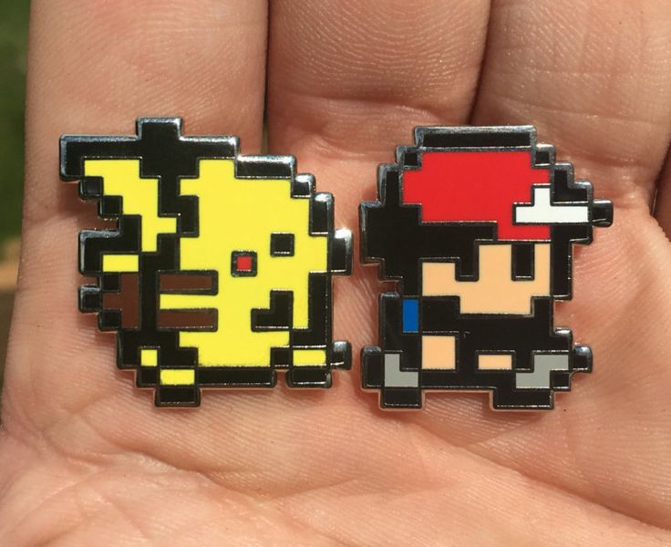 Pokemon Ash and Pikachu
