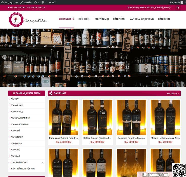 Web rượu vang thumbnail