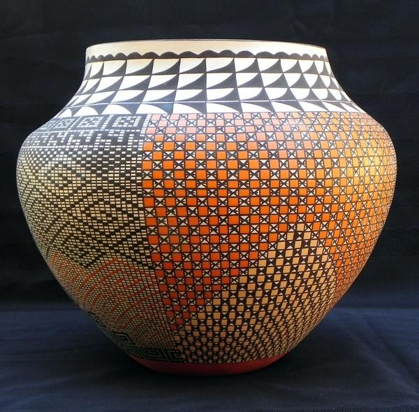 210 best images about ceramics native american pottery on. Black Bedroom Furniture Sets. Home Design Ideas