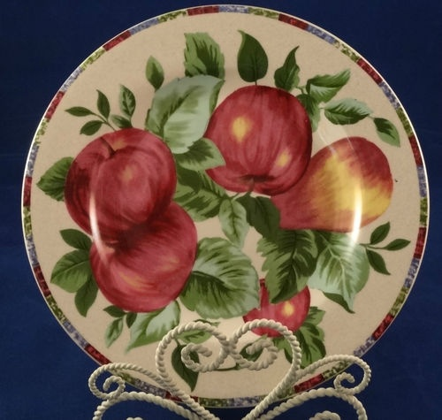 17 Best Images About Apple Decorations On Pinterest Blossoms Cookie Jars And Franciscan