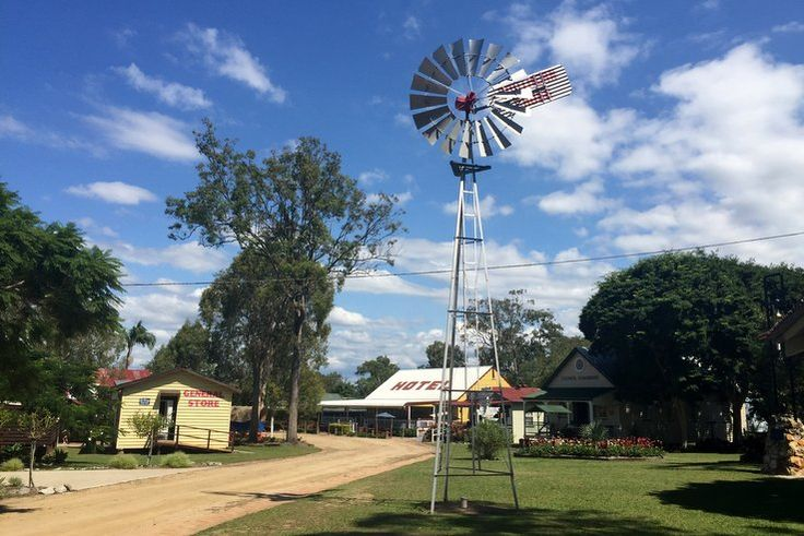 The Caboolture Historical Village is the number one tourist attraction in the…