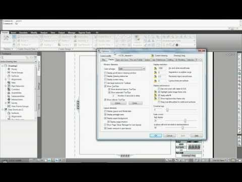This video demonstrates where to locate and add AutoCAD plot styles that are currently listed as missing in your drawing file. The plot style locations and …     source   ...Read More