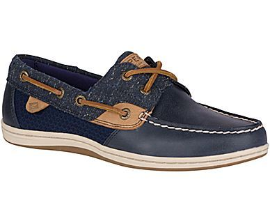 Women's Koifish Tweed Boat Shoe - Boat Shoes | Sperry