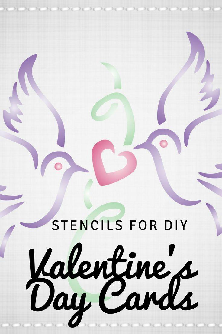 22 best valentines day stencils images on pinterest stencils
