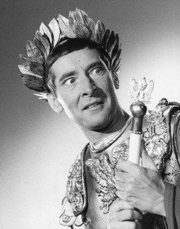 Kenneth Williams- British Actor- most known for Carry On films.