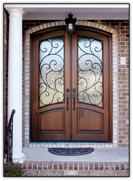 Spanish Style Wooden Gates | Doors by Design - Home - Custom Iron Door /Wood and Iron Doors ...