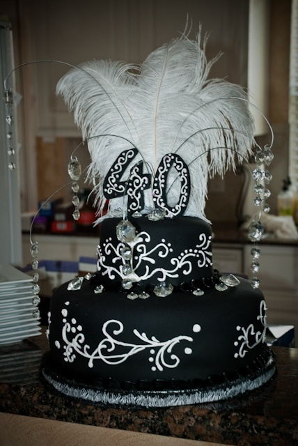 Maybe someday I'll get a cake like this!