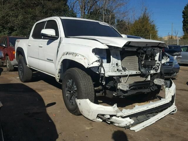 Salvage 2016 Toyota Tacoma Trd Awd Pickup For Sale | Salvage Title