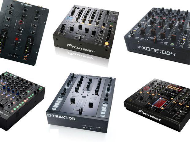 7 of the best DJ mixers