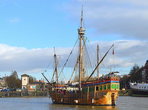 The Matthew, Bristol, England
