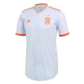 adidas 2018 World Cup Spain Soccer Jersey (Away): https://www.soccerevolution.com/store/products/ADI_41087_A.php