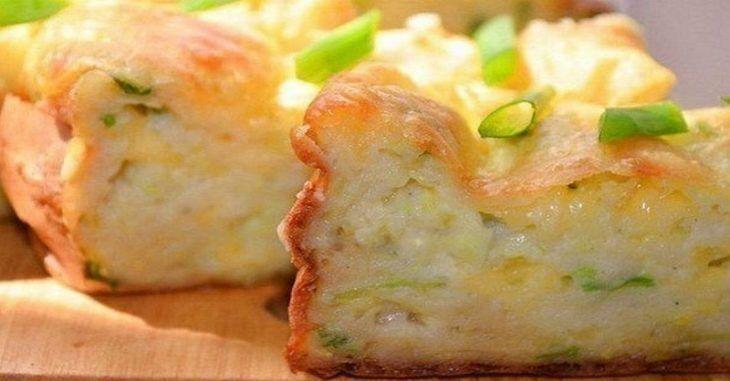 Из кабачков практически все рецепты перепробовала, но самый любимый — воздушная запеканка! — В РИТМІ ЖИТТЯ