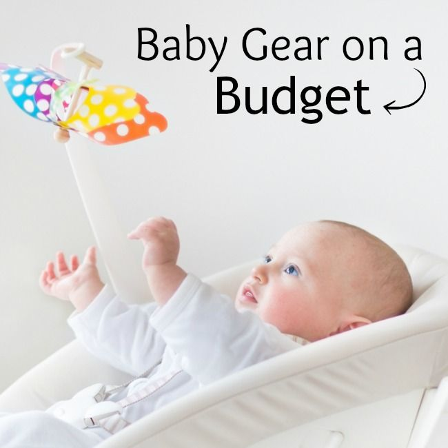 Baby Gear On A Budget: Real Moms Advice