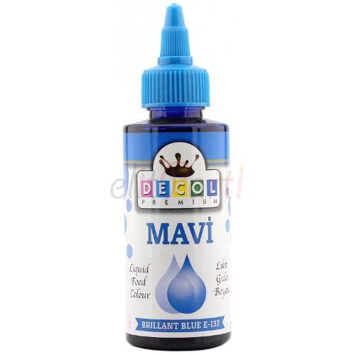 Dr Gusto Mavi Likit Gıda Boyası - 12.50 ₺