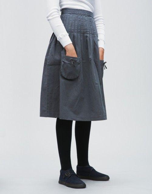 Fashion Statement, Dresses, Ymc Fashion, Girls Skirts, Beautiful Skirts, Pretty Pocket, Pocket Placements, Pleated Skirts, Buckles Shoes