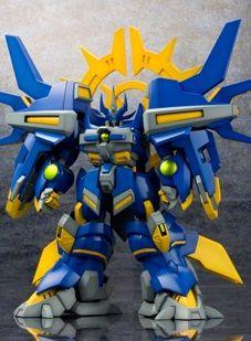 Super Robot Wars Original Generations: Neo Granzon Plastic Model Kit