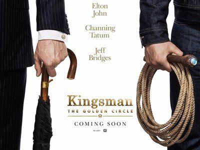 'Kingsman: El círculo dorado', nuevo póster de la esperada secuela de Matthew Vaughn
