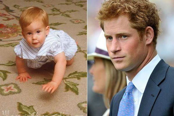 Royal Baby Photo Gallery... look at that face!  Certainly looks like Prince Phillip, yet so good looking??!!