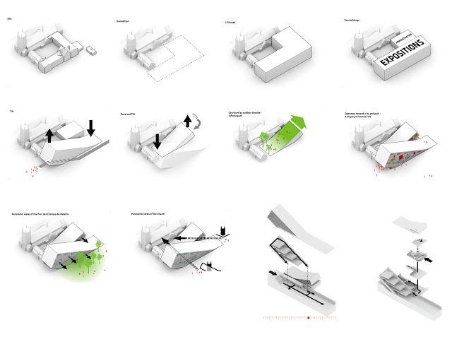 17 best images about architecture diagrams on pinterest for Concept 8 architects