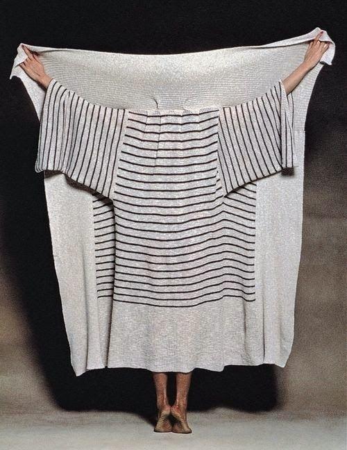 Hacer un abrigo con un rectángulo de tela