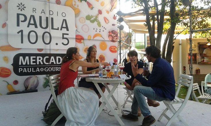 Rodolfo Guzmán en entrevista para Radio Paula