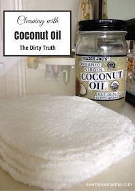 Cleaning with Coconut Oil @Nicole Novembrino Robertson OCM
