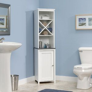 bathroom storage walmart. Could solve my space issue in the BR  Walmart com 85 Sauder Caraway Linen Bathroom Storage CabinetsBath CabinetsBathroom 29 best bathroom decor images on Pinterest
