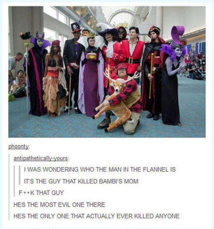 Most Evil Villain Ever