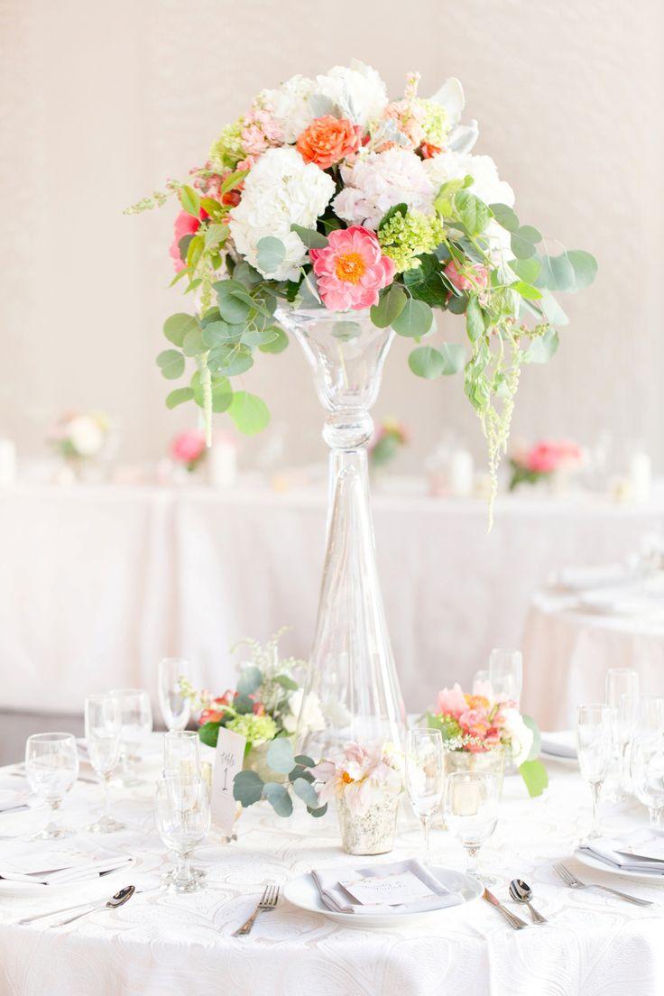 489 best Centerpieces images on Pinterest   Wedding bouquets ...