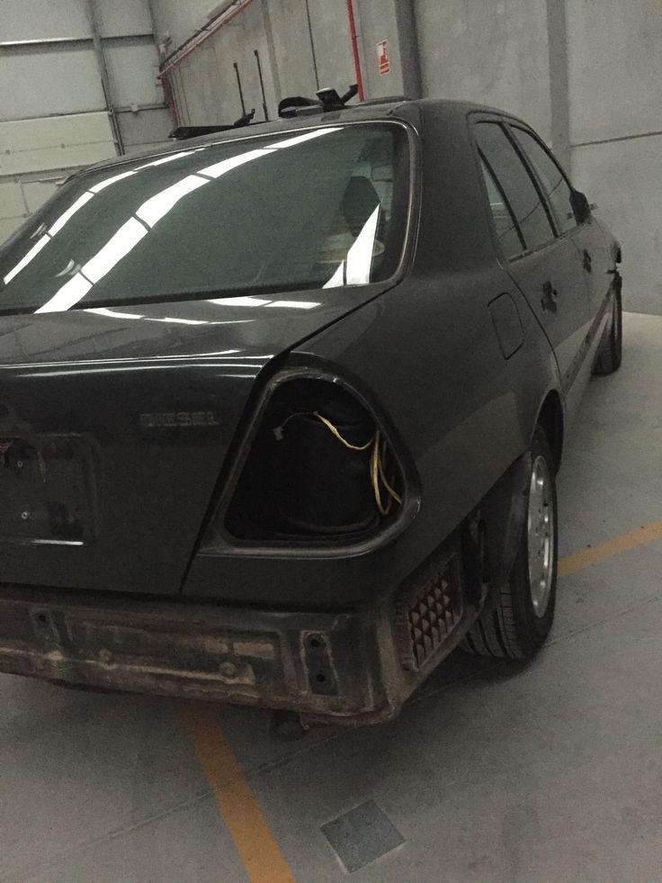 Reparación Mercedes