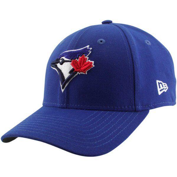 Toronto Blue Jays Blue New Era 9Forty Adjustable Hitter Hat