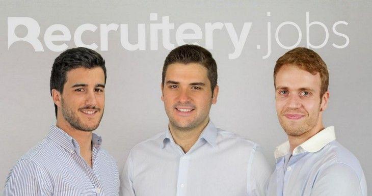 Ver Recruitery.jobs, portal de empleo para personas que trabajan cara al público, cierra ronda de 150.000 euros