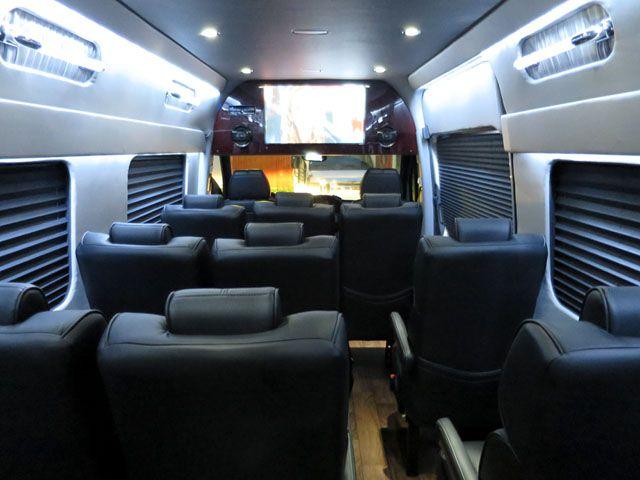 9 best my van images on pinterest 15 passenger van benz for Mercedes benz sprinter rental chicago