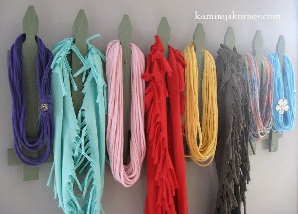 Best 25+ Scarf rack ideas on Pinterest | Belt storage, DIY ...