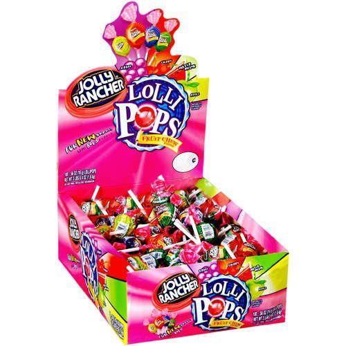 lollipops - jolly rancher