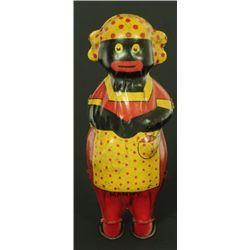 Lindstrom Black Americana Mammy Litho Tin Toy