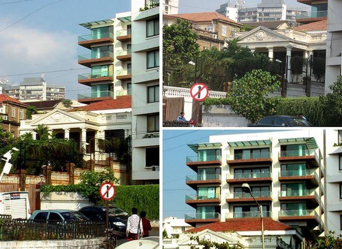 Shahrukh Khan Famous Indian Actor Shahrukh Khan 39 S Palatial House