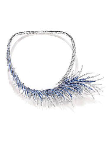 【ELLE】[2]FEATHERS/風にそよぐ軽やかな羽|パリ発、クチュールウィークに咲き誇るスーパーハイジュエリー|エル・オンライン