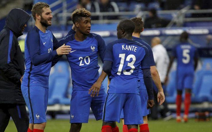 Football : la France réalise un festival face à la Russie (4-2)