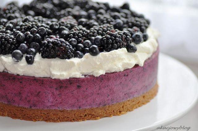 Akacjowy blog. W podróży i w kuchni. : Czas na jagody