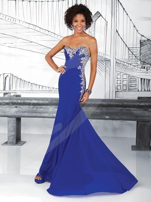 16017 Tiffany Gown