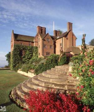 Chartwell, Kent. Home of the late Sir Winston Churchill, such a beautiful place