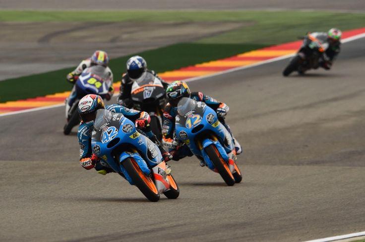 Rins, Aragon Moto3 Race 2014