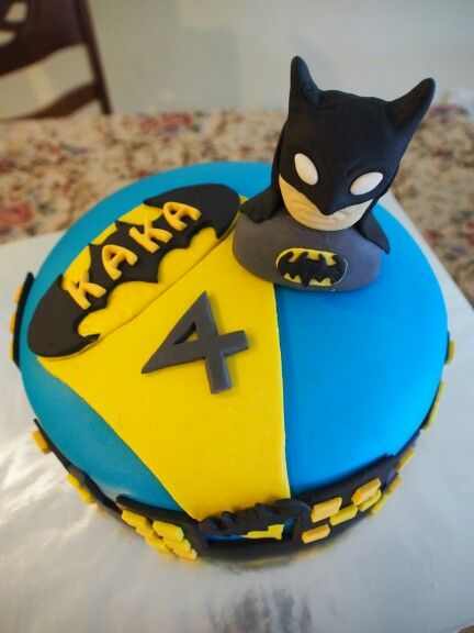 Batman birthday cake | My Creations | Pinterest | Batman