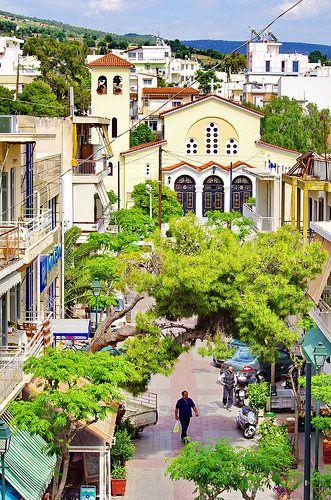 Grèce, Corinthie, ΛΟΥΤΡΆΚΙ LOUTRAKI 13 Agiou Ioannou | por paspog