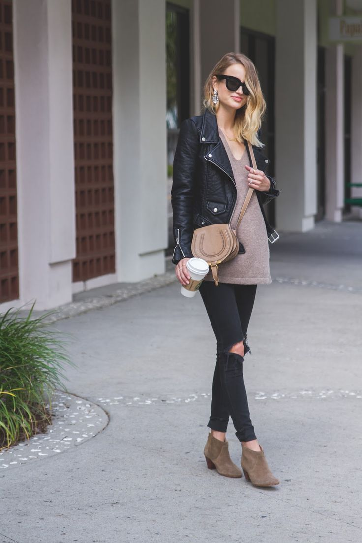 Little Blonde Book by Taylor Morgan   A Life and Style Blog : Neutrals on the Boulevard