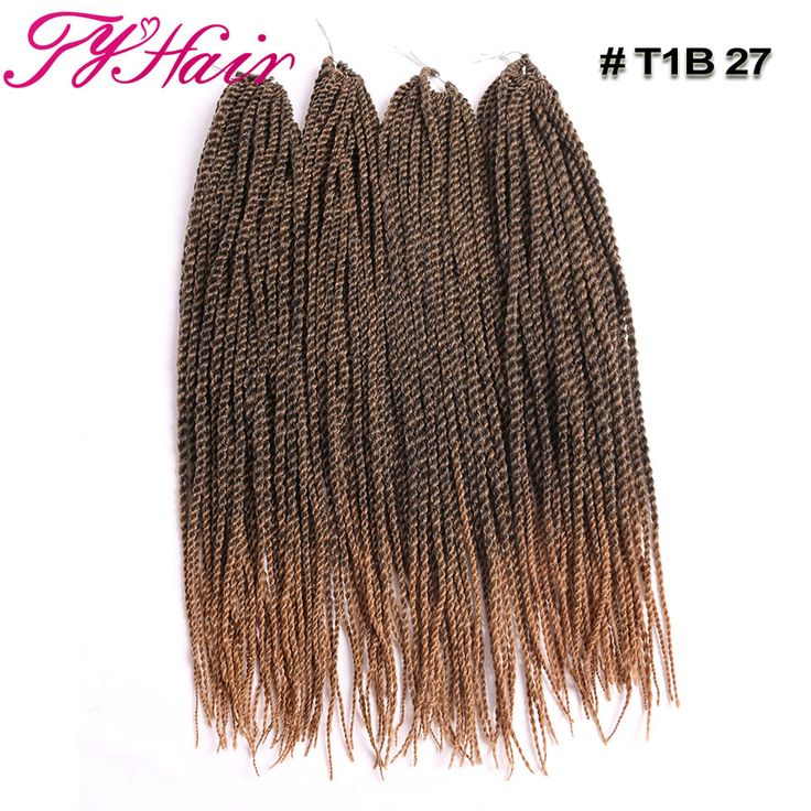 Senegalese twist braids hair 18 inch  Factory directly sell   Contact me :WhatsApp +86 1853996823