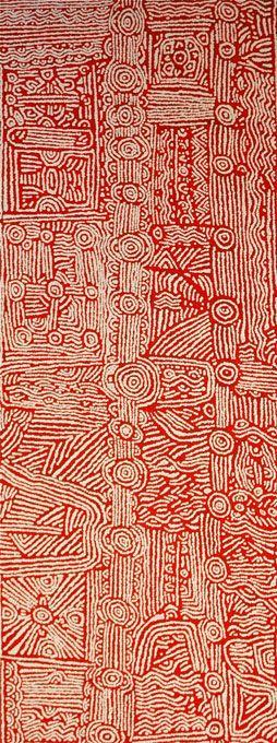 Motif : Aborigène #red
